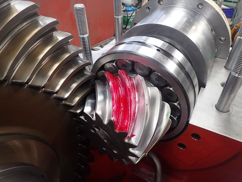 Large Speed Reducers