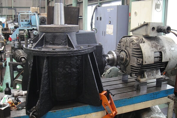 Record of Performance:Test runs of speed reducers